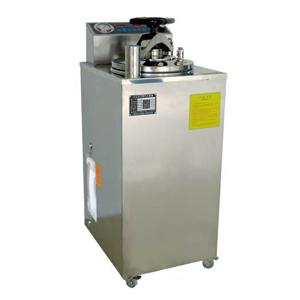 上海博迅YXQ-LS-100A立式压力蒸汽灭菌器