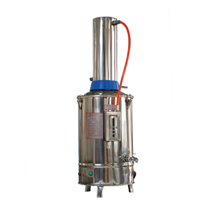 上海博迅YN-ZD-10蒸馏水器