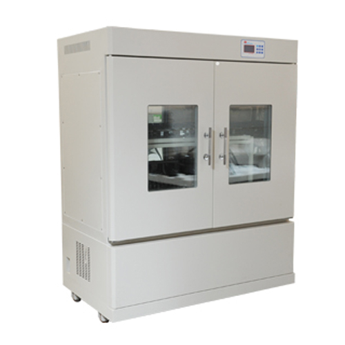 上海博迅BSD-YF2600特大容量立式摇床(恒温带制冷)