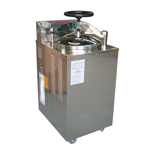 上海博迅YXQ-LS-100G立式压力蒸汽灭菌器(医用型)