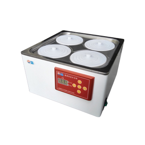 上海博迅HH.S21-4电热恒温水浴锅