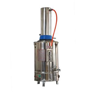 上海博迅YN-ZD-Z-5自动断水型蒸馏水器